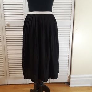 Calvin Klein Pleated Skirt NWT